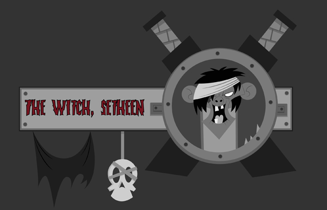 The Witch Setheen